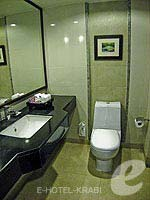 Bathroom : Superior Sea View at Aonang Villa Resort, Kids Room, Krabi