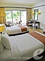 Bedroom : Grand Superior Garden View at Aonang Villa Resort, Kids Room, Krabi