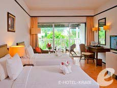Grand Superior Garden View : Aonang Villa Resort, Kids Room, Krabi