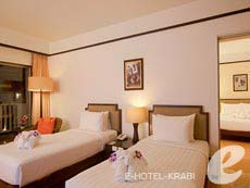 Grand Superior Sea View : Aonang Villa Resort, Kids Room, Krabi