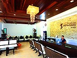 Reception / Apasari Krabi Hotel, มีสปา