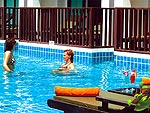 Swimming Pool / Apasari Krabi Hotel, มีสปา