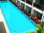 Swimming Pool / Apasari Krabi Hotel, หาดอ่าวนาง