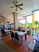 Restaurant : APK Resort, Connecting Rooms, Phuket
