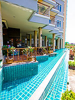 Swimming Pool : APK Resort, Connecting Rooms, Phuket