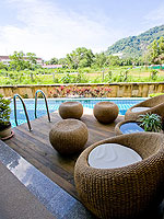 Poolside : APK Resort, Patong Beach, Phuket