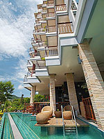 Building : APK Resort, Patong Beach, Phuket