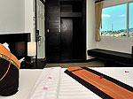 プーケット カップル&ハネムーンのホテル : エーピーケー リゾート(APK Resort)のスタンダードルームの設備 Bedroom