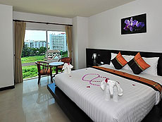 プーケット カップル&ハネムーンのホテル : エーピーケー リゾート(1)のお部屋「スタンダード」