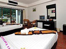 プーケット カップル&ハネムーンのホテル : エーピーケー リゾート(1)のお部屋「スーペリア」