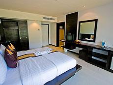 プーケット カップル&ハネムーンのホテル : エーピーケー リゾート(1)のお部屋「デラックス」