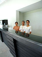 Reception : Apsara Beachfront Resort & Villa, USD 50-100, Phuket