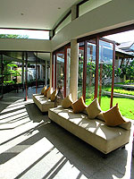 Lobby : Apsara Beachfront Resort & Villa, Ocean View Room, Phuket