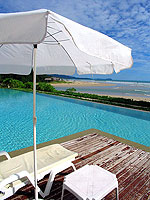 Swimming Pool : Apsara Beachfront Resort & Villa, Ocean View Room, Phuket