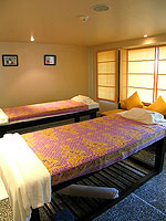 Spa : Apsara Beachfront Resort & Villa, Pool Access Room, Phuket