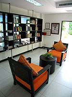 Library : Apsara Beachfront Resort & Villa, Khaolak, Phuket