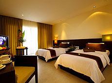 プーケット カップル&ハネムーンのホテル : アプサラ ビーチフロント リゾート & ヴィラ(1)のお部屋「スーペリア」