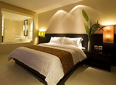 プーケット 会議室ありのホテル : アプサラ ビーチフロント リゾート & ヴィラ(1)のお部屋「アクセス プール」