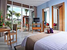 プーケット カップル&ハネムーンのホテル : アプサラ ビーチフロント リゾート & ヴィラ(1)のお部屋「ジャグジーヴィラ」