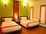 サムイ島 チョンモーンビーチのホテル : アラヤブリ ブティック リゾート(Arayaburi Boutique Resort)のスーペリア ビラルームの設備 Room View