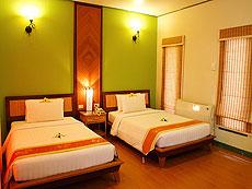 サムイ島 チョンモーンビーチのホテル : アラヤブリ ブティック リゾート(1)のお部屋「スーペリア ビラ」