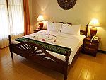 サムイ島 チョンモーンビーチのホテル : アラヤブリ ブティック リゾート(Arayaburi Boutique Resort)のデラックス ビラルームの設備 Room View