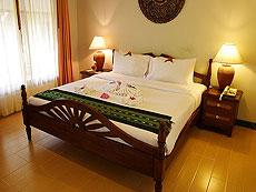 サムイ島 チョンモーンビーチのホテル : アラヤブリ ブティック リゾート(1)のお部屋「デラックス ビラ」