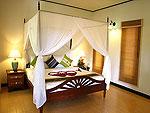 サムイ島 チョンモーンビーチのホテル : アラヤブリ ブティック リゾート(Arayaburi Boutique Resort)のグランド デラックス ビラルームの設備 Room View