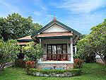 サムイ島 チョンモーンビーチのホテル : アラヤブリ ブティック リゾート(Arayaburi Boutique Resort)のグランド デラックス ビラルームの設備 Exterior