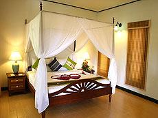 サムイ島 チョンモーンビーチのホテル : アラヤブリ ブティック リゾート(1)のお部屋「グランド デラックス ビラ」
