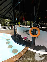 Pool Bar : Arayaburi Resort Phi Phi, Family & Group, Phuket