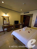 クラビ ピピ島のホテル : アヤラブリ リゾート ピピ(Arayaburi Resort Phi Phi)のアラヤ デラックス ビラルームの設備 Room View