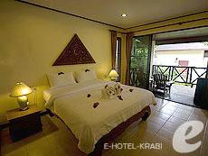 クラビ ピピ島のホテル : アヤラブリ リゾート ピピ(1)のお部屋「アラヤ デラックス ビラ」