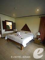 クラビ ピピ島のホテル : アヤラブリ リゾート ピピ(Arayaburi Resort Phi Phi)のアラヤ グランド デラックス ビラルームの設備 Room View