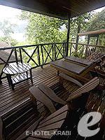 クラビ ピピ島のホテル : アヤラブリ リゾート ピピ(Arayaburi Resort Phi Phi)のアラヤ グランド デラックス ビラルームの設備 Terrace