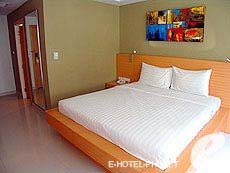 プーケット 5,000円以下のホテル : アスペリー ホテル(1)のお部屋「クラシック ルーム」