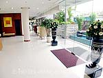 Entrance : At Ease Saladaeng by Aetas, Silom Sathorn, Phuket