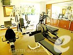 Fitness : At Ease Saladaeng by Aetas, Silom Sathorn, Phuket