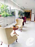 Lobby / At Ease Saladaeng by Aetas, 3000-6000บาท