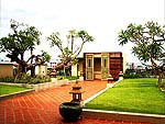 Garden : At Pingnakorn Hotel Chiangmai, Long Stay, Phuket
