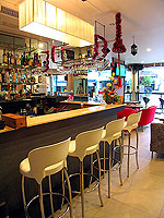 Bar : @White Patong Boutique Hotel, Long Stay, Phuket
