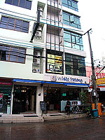 Exterior : @White Patong Boutique Hotel, Long Stay, Phuket