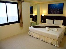 プーケット ロングステイのホテル : @ ホワイト パトン ブティック ホテル  (1)のお部屋「スーペリア」