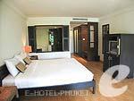 プーケット パトンビーチのホテル : アヴァンティカ ブティック ホテル(Avantika Boutique Hotel)のデラックス プールアクセスルームの設備 Bedroom