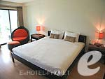 プーケット 5,000~10,000円のホテル : アヴァンティカ ブティック ホテル(Avantika Boutique Hotel)のデラックス プールアクセスルームの設備 Bedroom