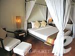 プーケット 5,000~10,000円のホテル : アヴァンティカ ブティック ホテル(Avantika Boutique Hotel)のグランド デラックス フル シービュールームの設備 Bedroom