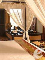 プーケット パトンビーチのホテル : アヴァンティカ ブティック ホテル(Avantika Boutique Hotel)の1ベッドルーム スイートルームの設備 Bedroom