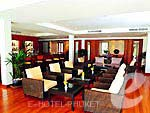 Lobby Lounge : Ayara Hilltops Resort & Spa, 2 Bedrooms, Phuket