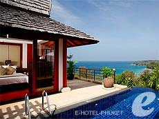 Ayara Hilltops Resort & Spa, Serviced Villa, Phuket