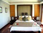 プーケット ヴィラコテージのホテル : アヤラ ヒルトップス リゾート & スパ(Ayara Hilltops Resort & Spa)のヒル プール ヴィラ スイートルームの設備 Bedroom